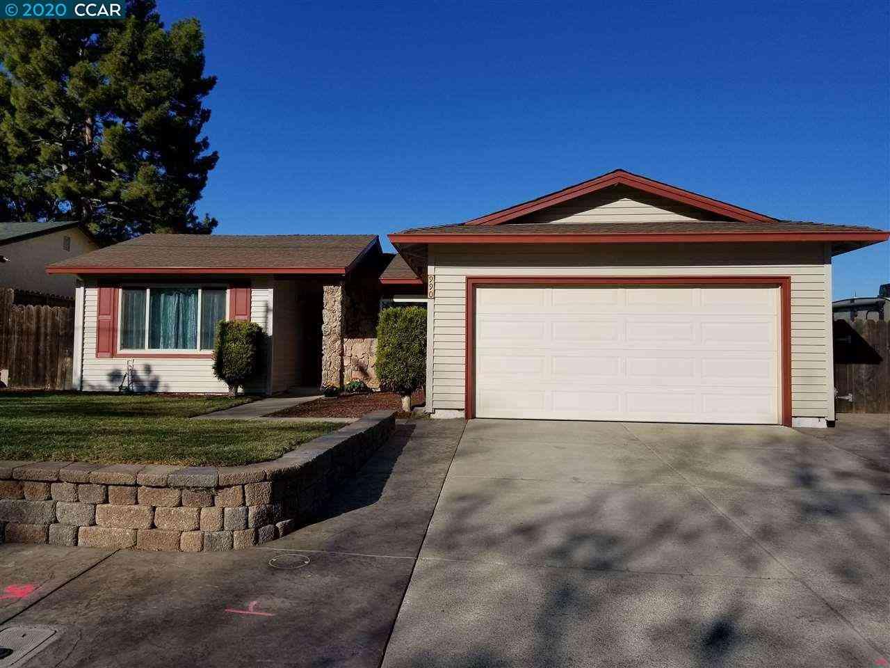 990 Cypress Rd, Oakley, CA, 94561,