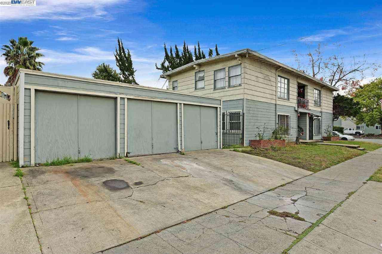 2506 Parker Ave, Oakland, CA, 94605,