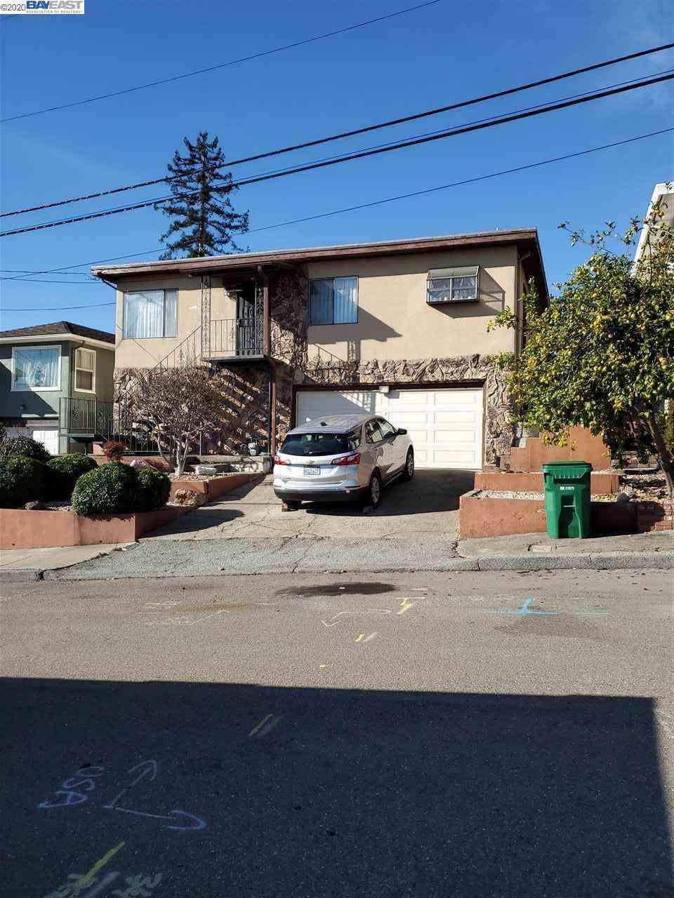 2222 Pomar Vista St, San Leandro, CA, 94578,