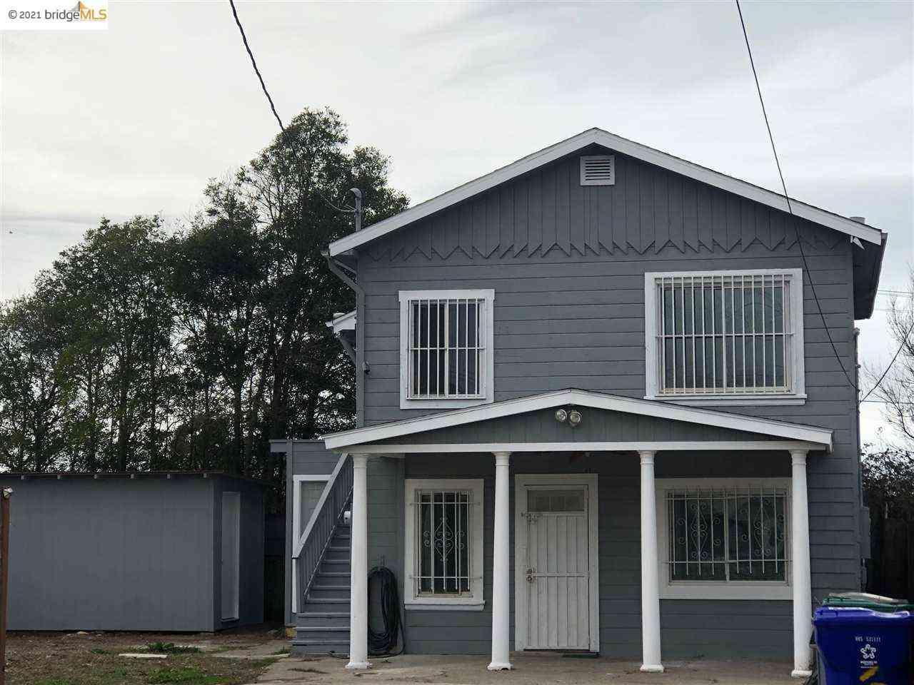 1529 Monterey, Richmond, CA, 94804,