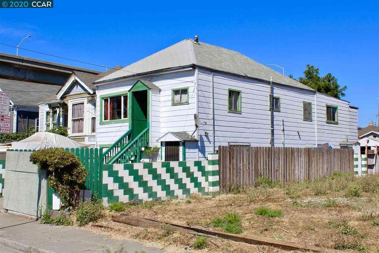 3436 Hannah St, Oakland, CA, 94608,