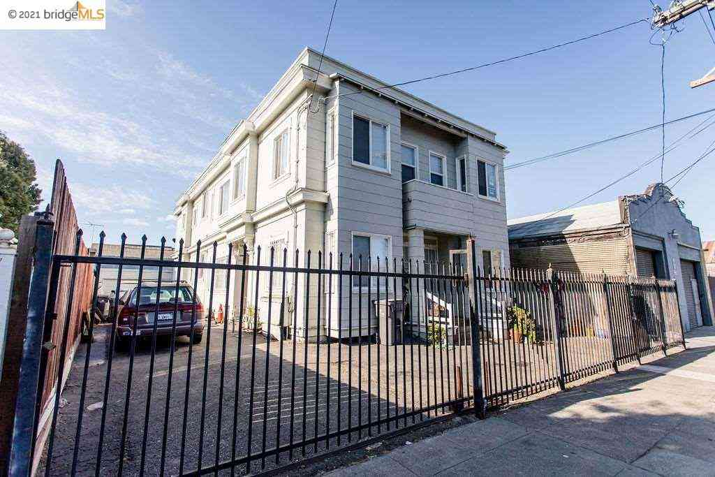 685 37Th St, Oakland, CA, 94609,