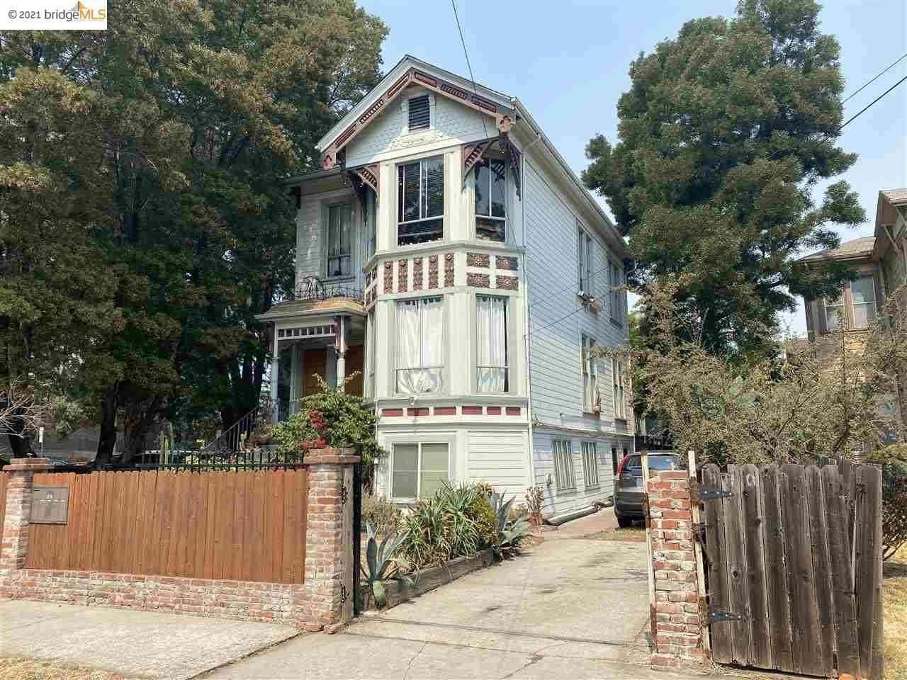 540 31st St, Oakland, CA, 94609,