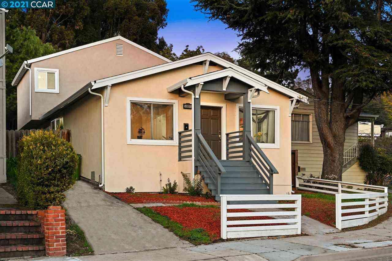 4900 Daisy St, Oakland, CA, 94619,