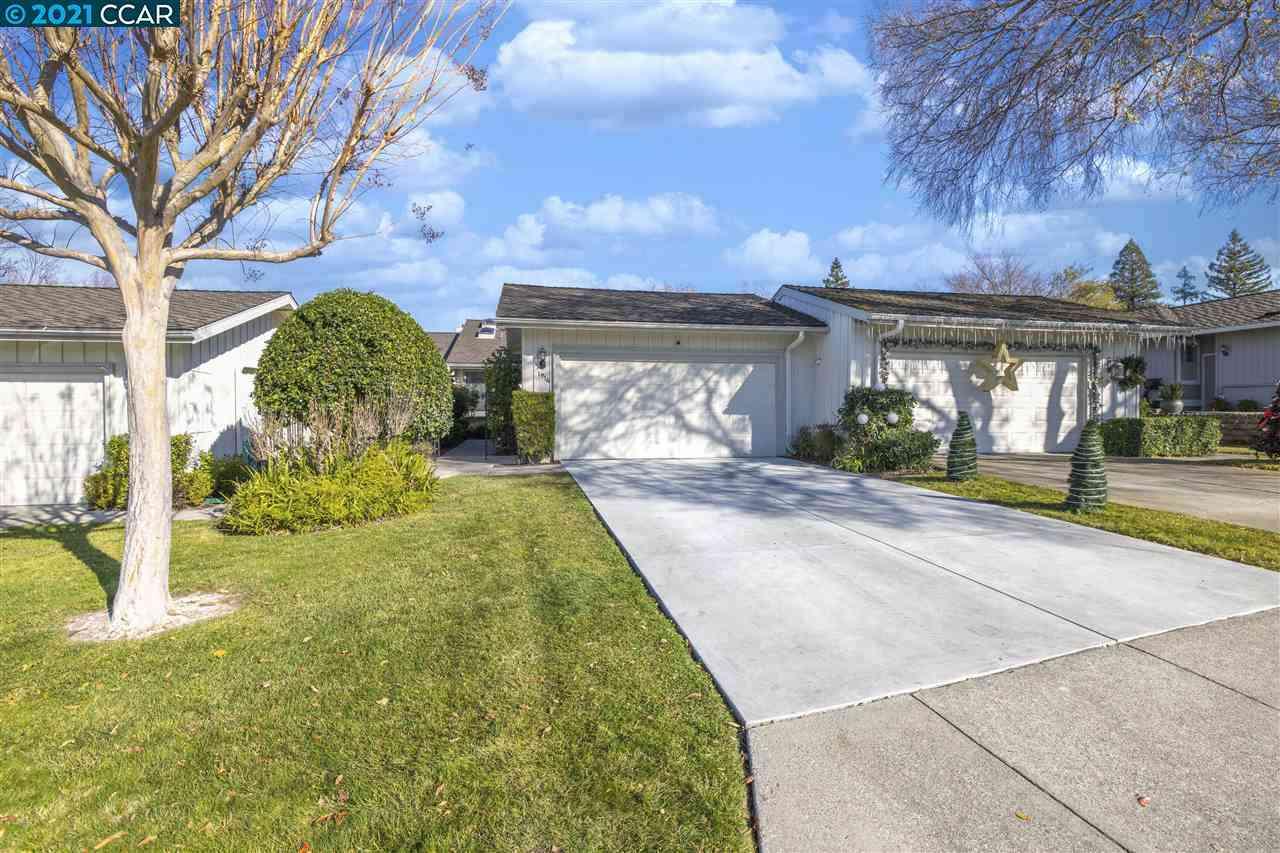 1914 Rancho Verde Circle E, Danville, CA, 94526,