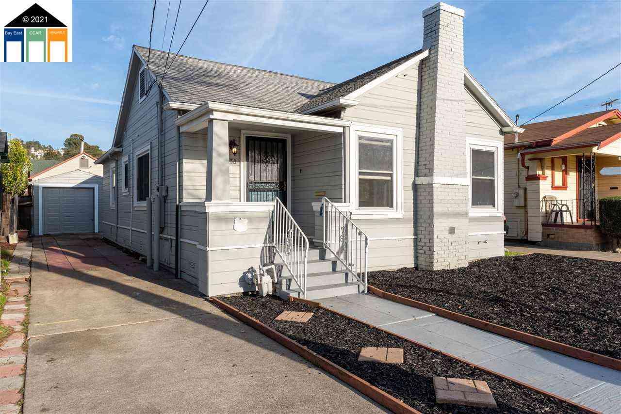 8038 Hillside Street, Oakland, CA, 94605,