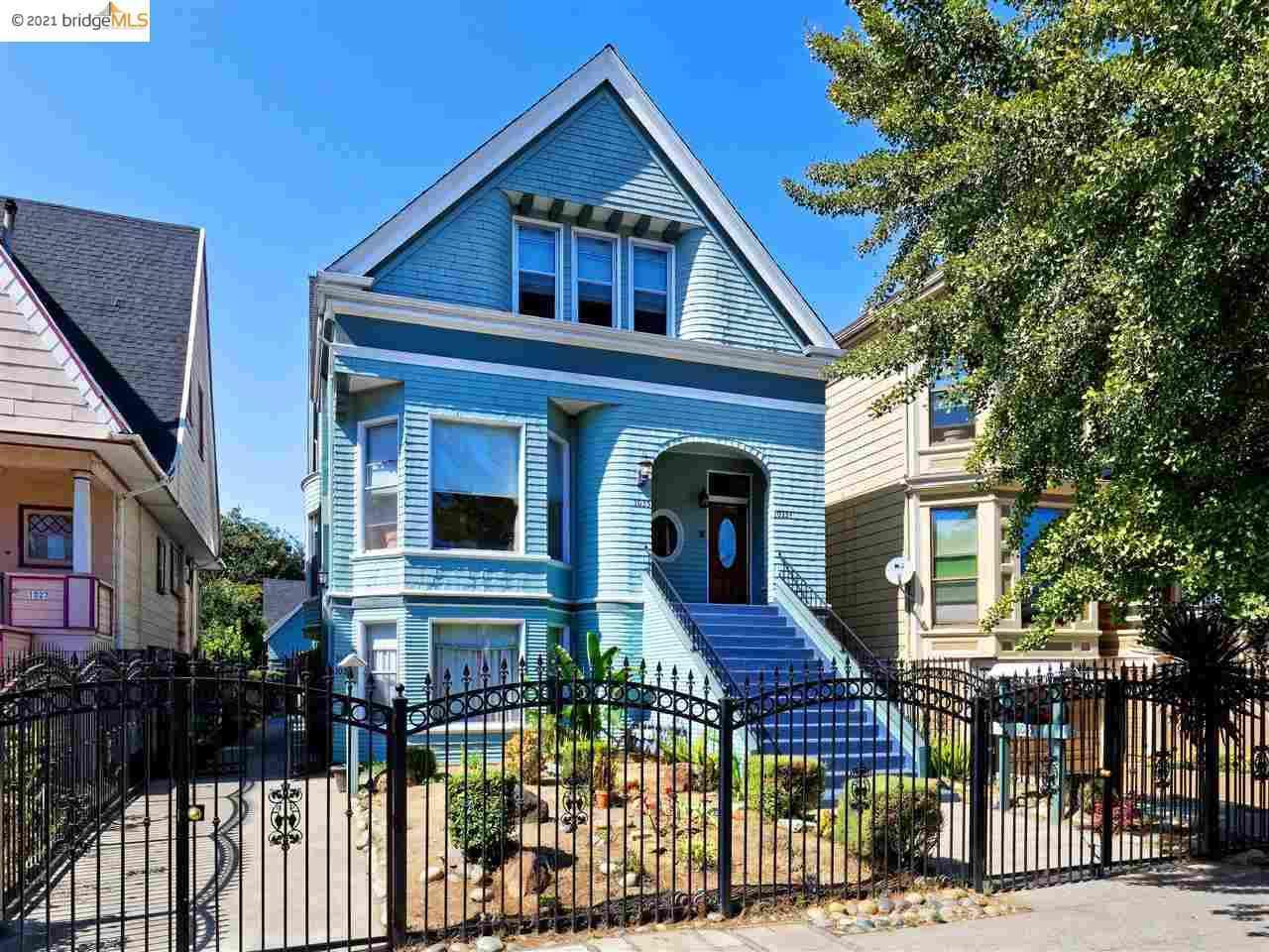 1033 Magnolia, Oakland, CA, 94607,
