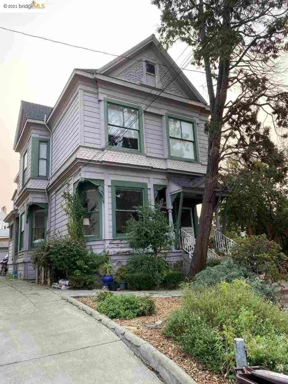 318 Portland Ave, Oakland, CA, 94606,