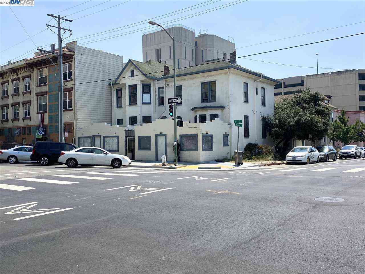 593 8Th St, Oakland, CA, 94607,
