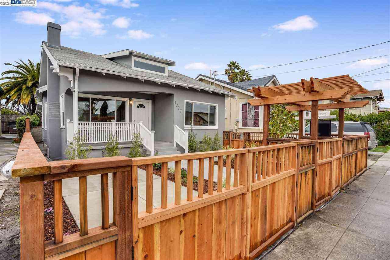 1227 Ashby Ave, Berkeley, CA, 94702,