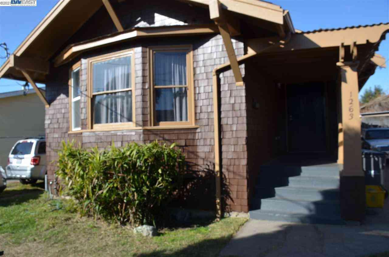 1263 60th Avenue, Oakland, CA, 94605,