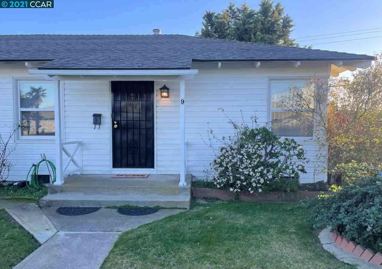 9 West Chanslor Ct, Richmond, CA, 94801,