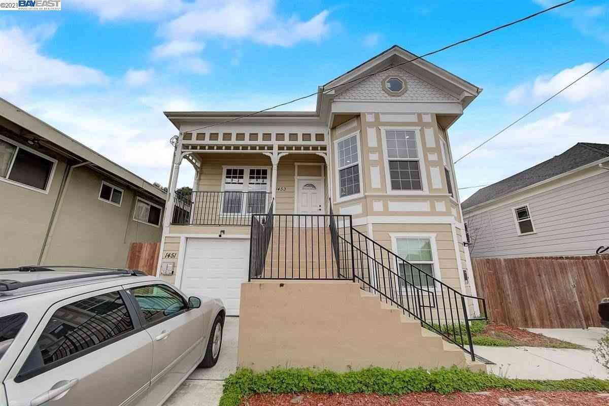 1453 C Street, Hayward, CA, 94541,