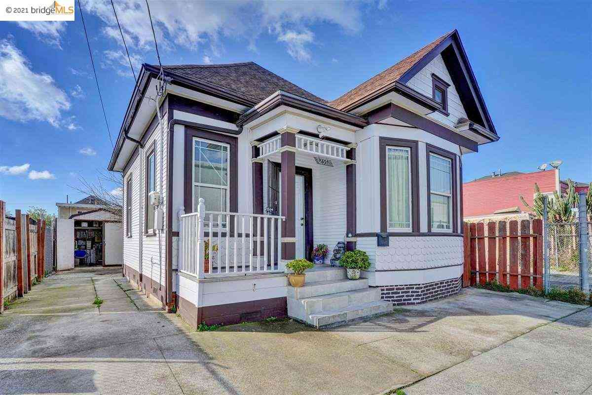 2551 East 11th St., Oakland, CA, 94601,