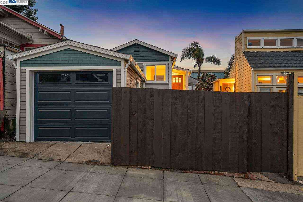 1374 East 36Th St, Oakland, CA, 94602,