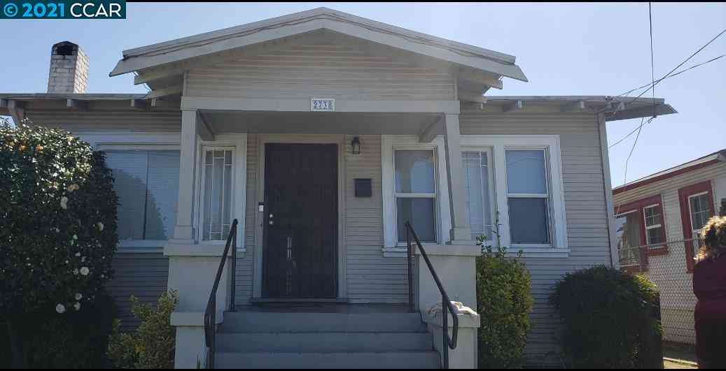2738 79th, Oakland, CA, 94605,