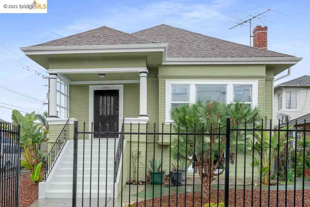 2451 63Rd Ave, Oakland, CA, 94605,
