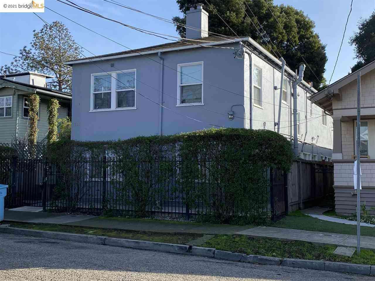 1534 Tyler St, Berkeley, CA, 94703,