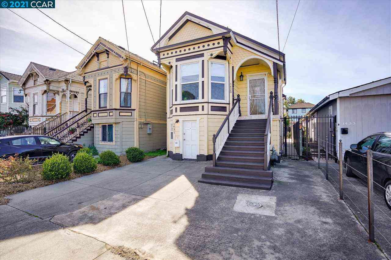 1429 16th St, Oakland, CA, 94607,