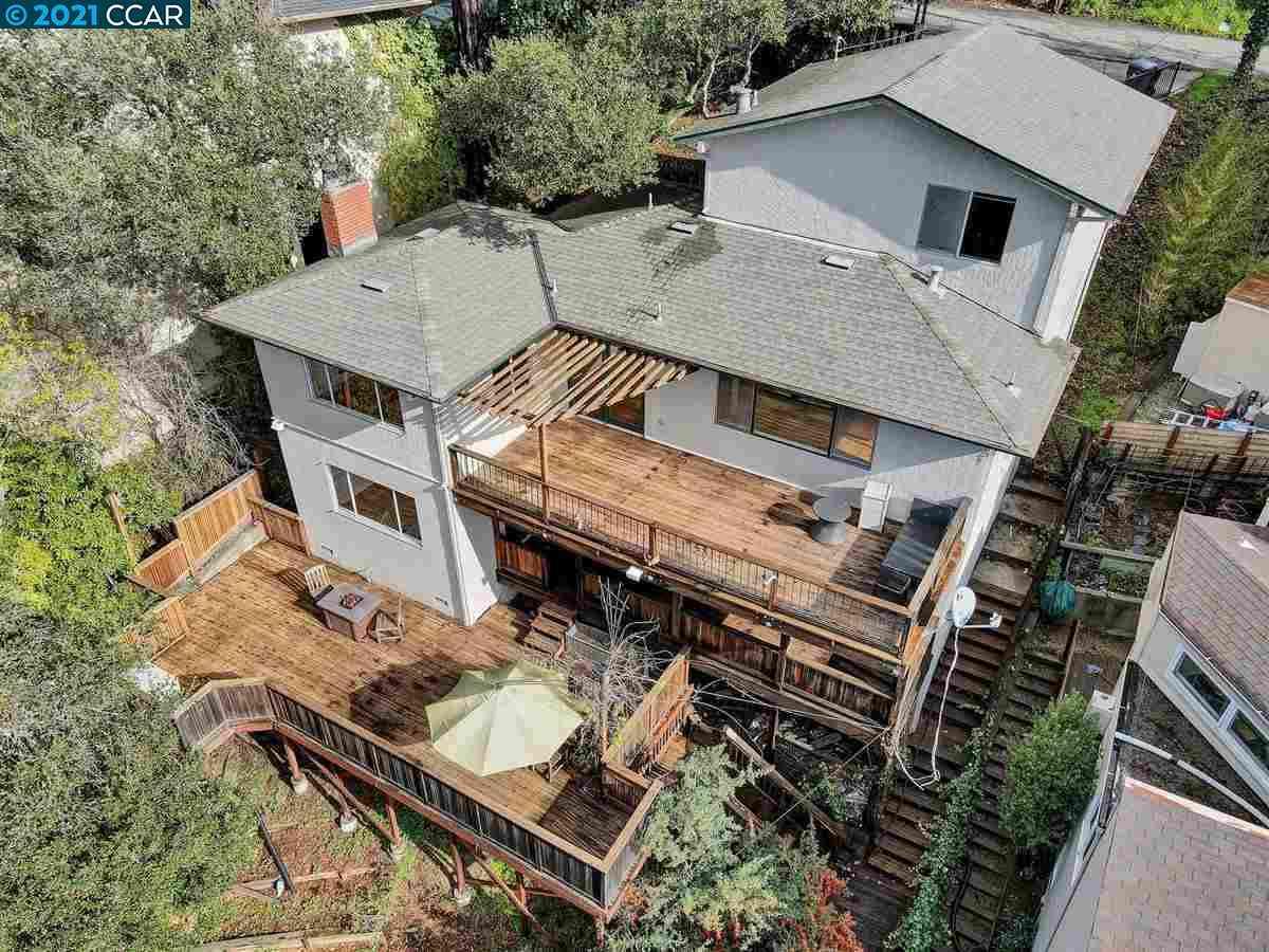 5961 Rincon Dr, Oakland, CA, 94611,