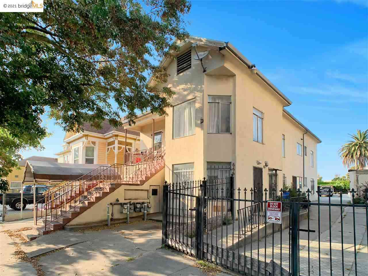 668 28Th St, Oakland, CA, 94609,