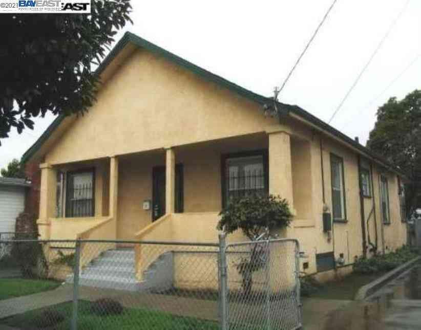 1023 75Th Ave, Oakland, CA, 94621,