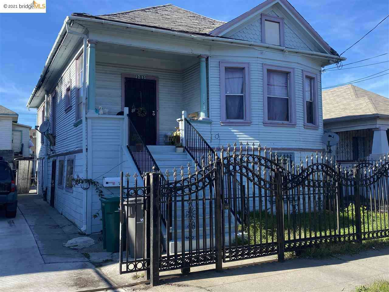 1211 39Th Ave, Oakland, CA, 94601,