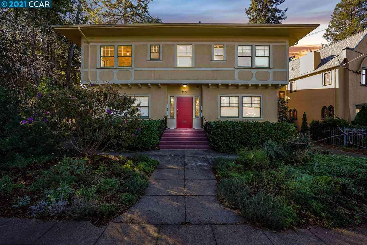2842 Woolsey St #2, Berkeley, CA, 94705,