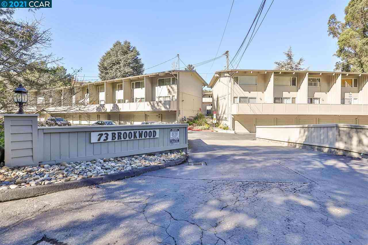 73 Brookwood Rd #35, Orinda, CA, 94563,