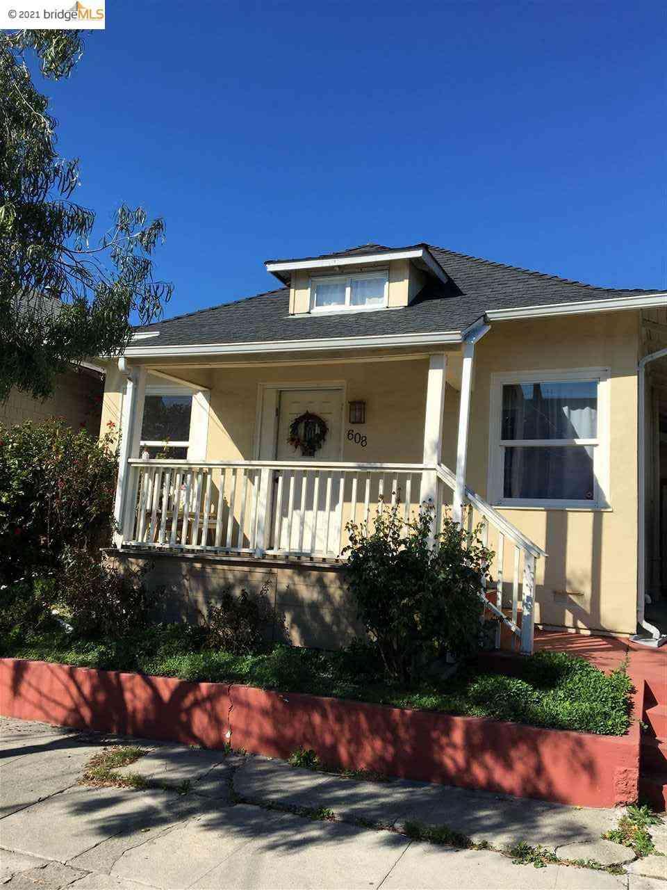 608 58th Street, Oakland, CA, 94609,