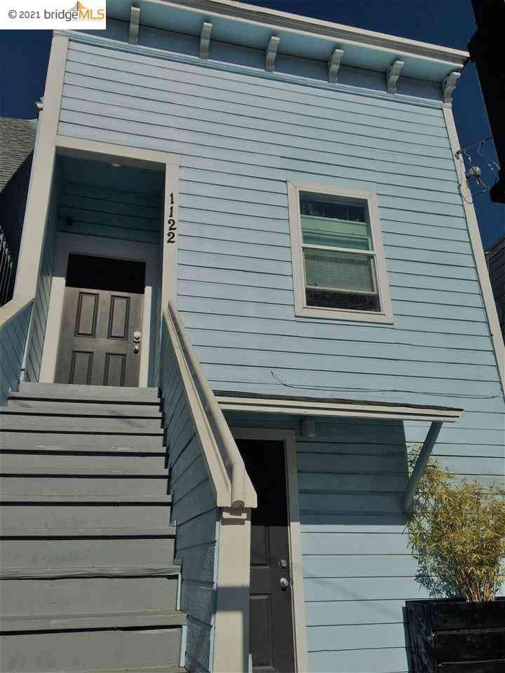 1122 34th St, Oakland, CA, 94608,