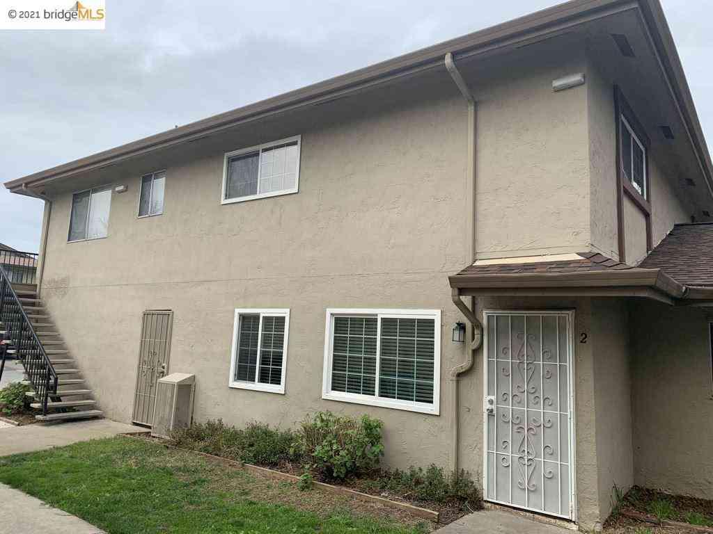 2110 Peppertree Way #2, Antioch, CA, 94509,