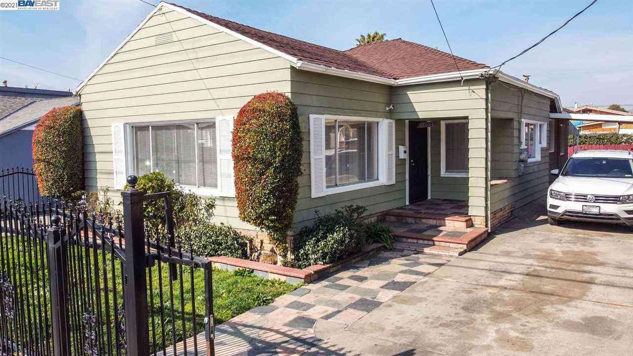 1057 76Th Ave, Oakland, CA, 94621,