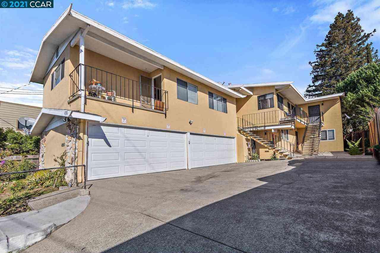 4258 Masterson Street, Oakland, CA, 94619,