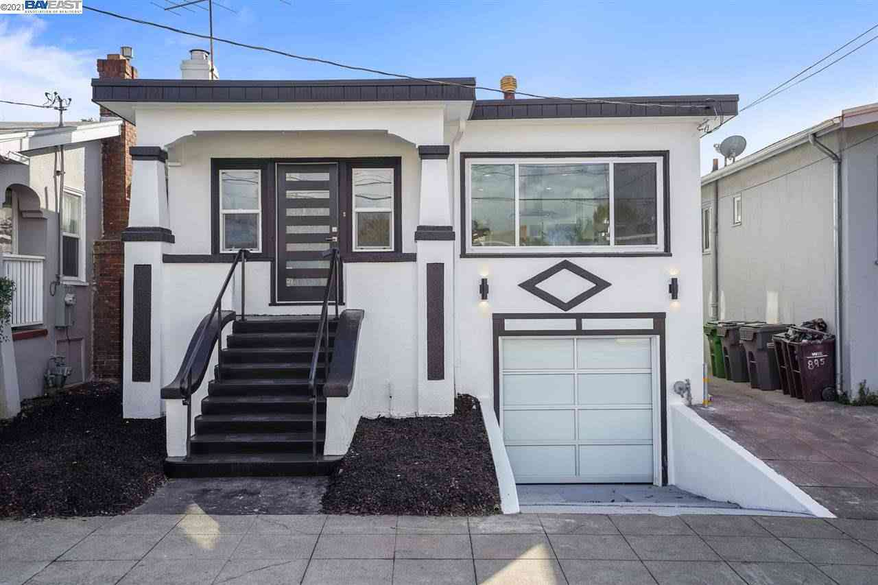 895 47Th St, Oakland, CA, 94608,