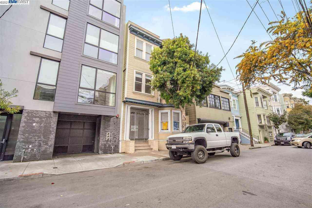 1334 Natoma St, San Francisco, CA, 94103,