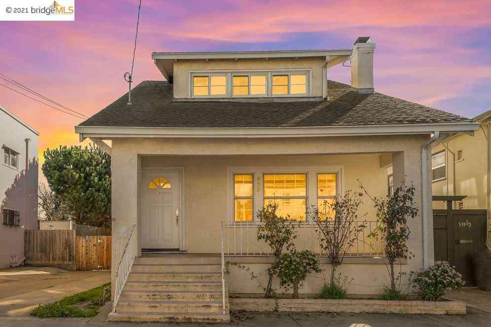 535 42Nd St, Oakland, CA, 94609,