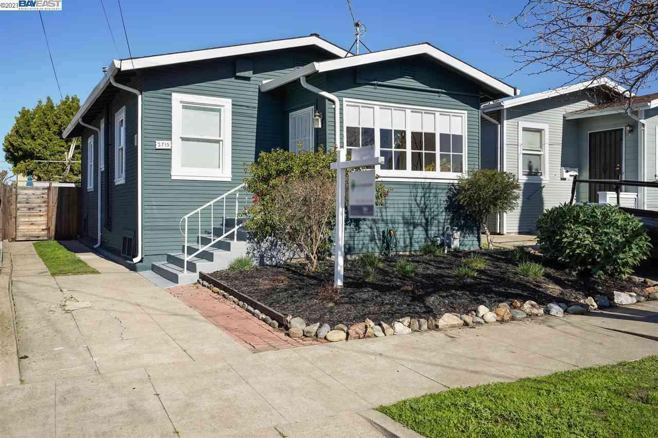 2715 Abbey St, Oakland, CA, 94619,
