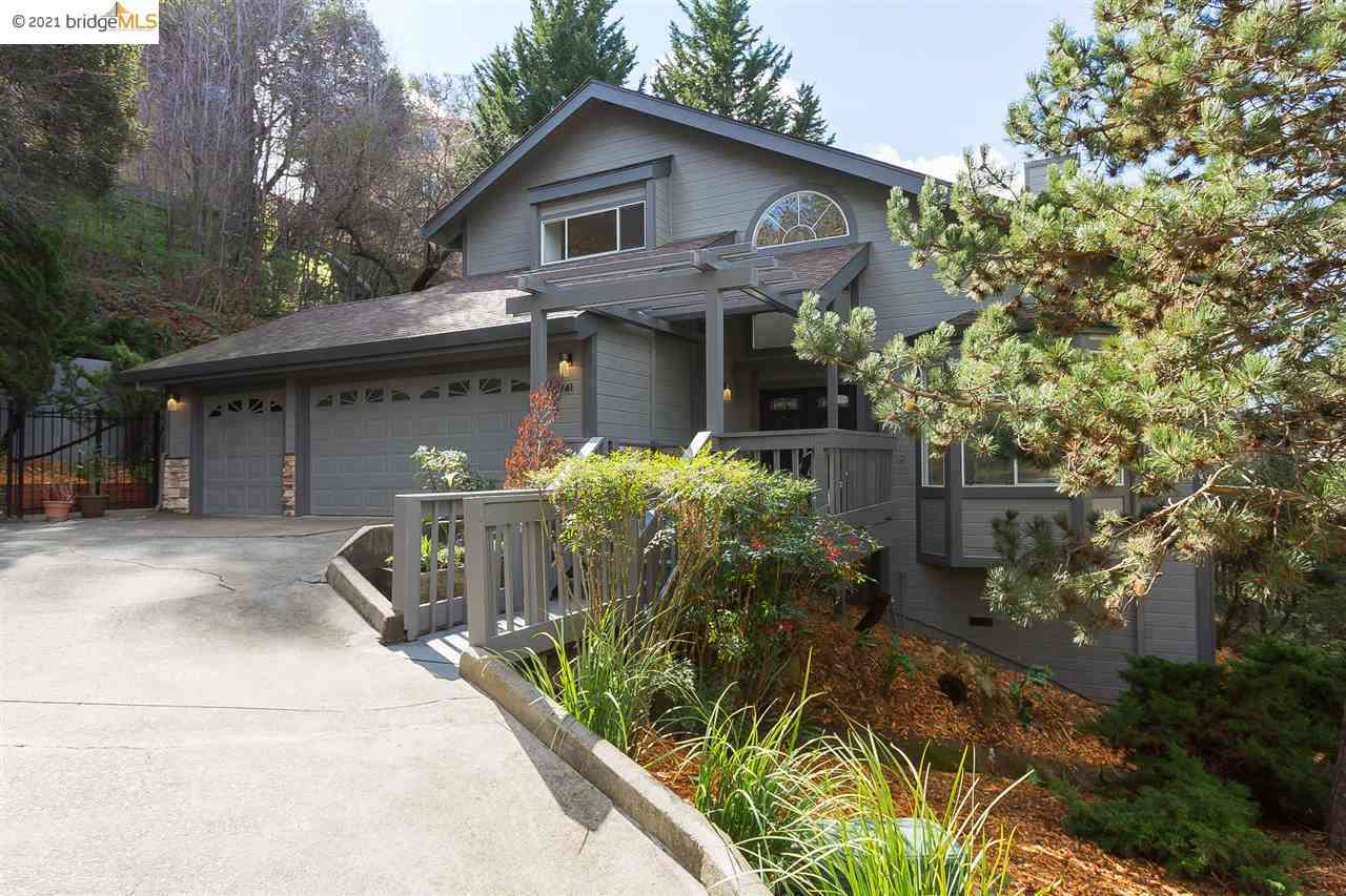 1741 Alhambra Ln, Oakland, CA, 94611,
