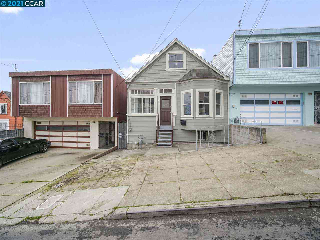 351 Teddy Ave, San Francisco, CA, 94134,