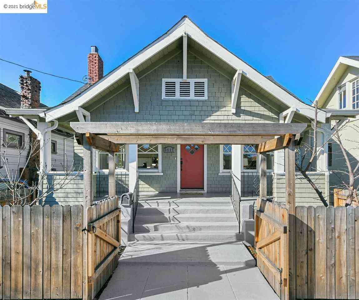 5527 Market St, Oakland, CA, 94608,