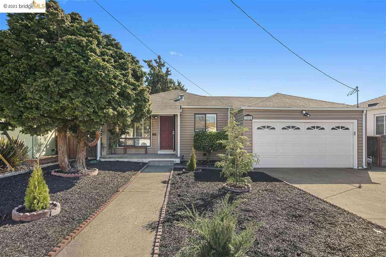 1285 Linton Street, San Leandro, CA, 94577,