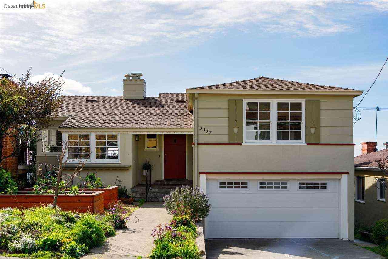 3357 Kiwanis St, Oakland, CA, 94602,