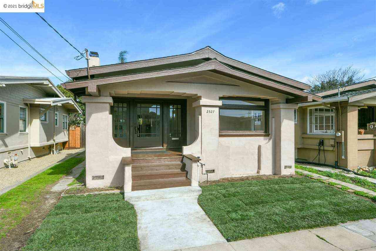 2527 Noble Ave, Alameda, CA, 94501,