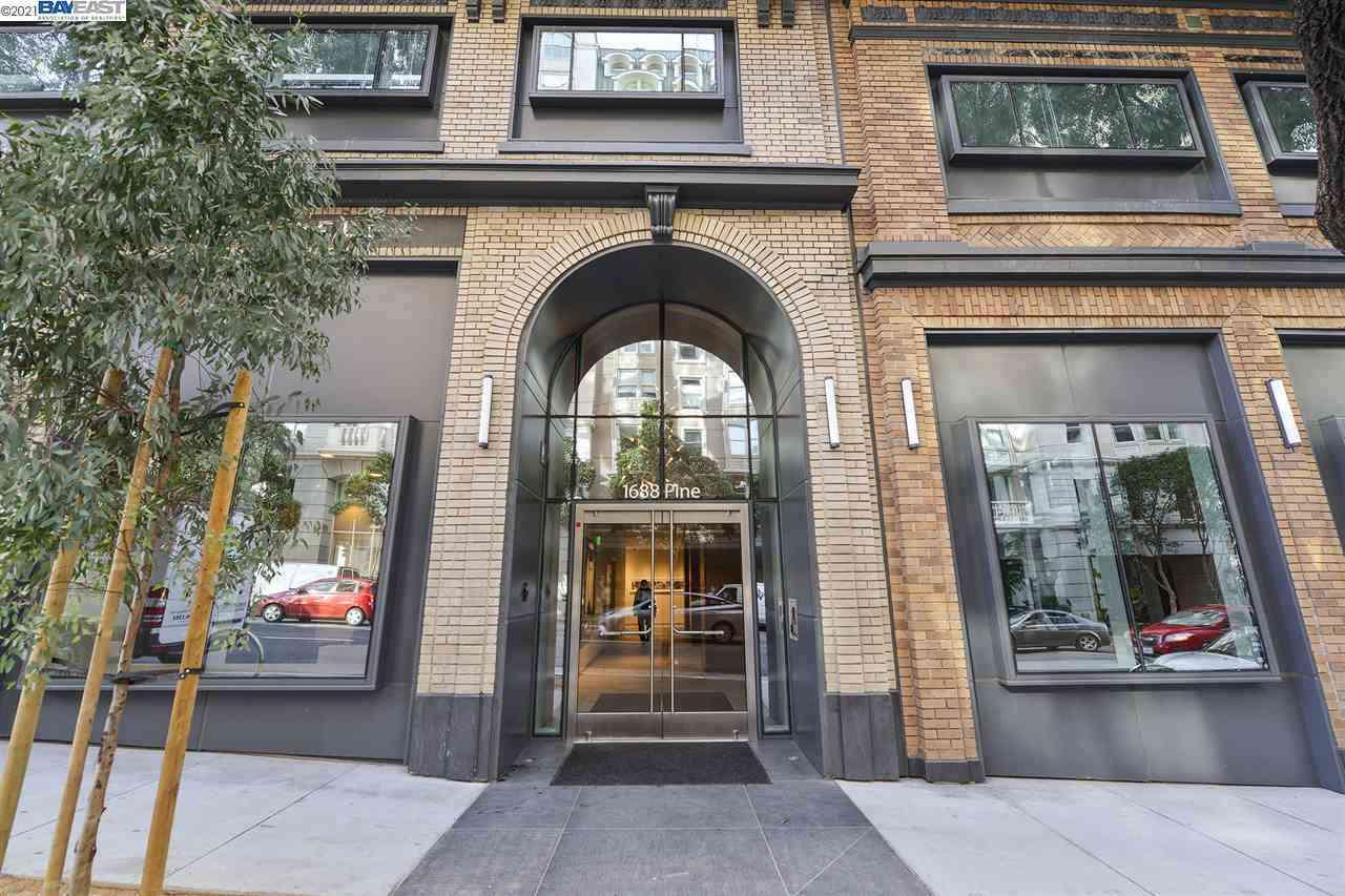 1688 Pine Street #W906, San Francisco, CA, 94109,