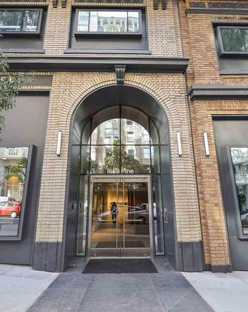 1688 Pine Street #W906 San Francisco, CA, 94109