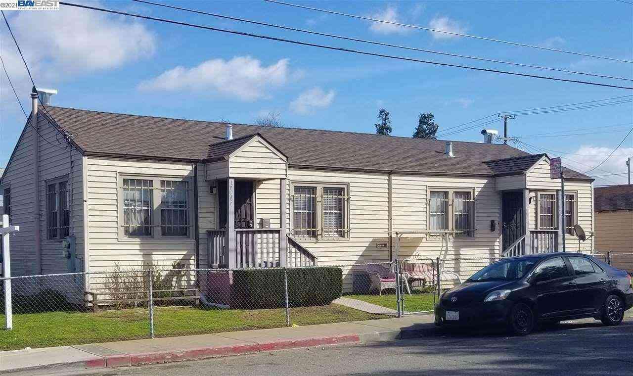 10400 E Street, Oakland, CA, 94603,