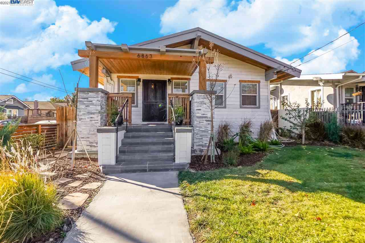 6863 Arthur St, Oakland, CA, 94605,
