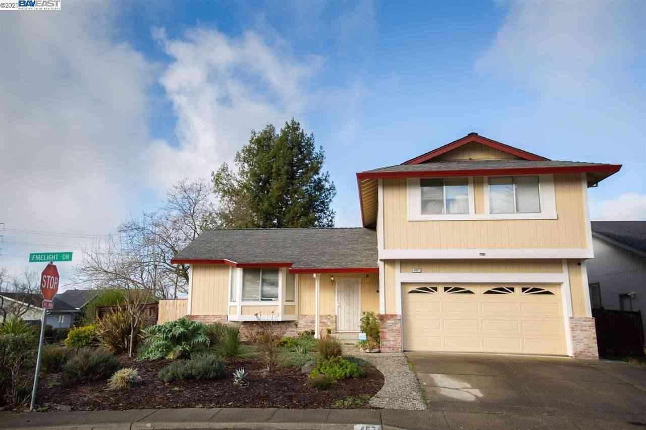 467 Firelight Dr, Santa Rosa, CA, 95403,