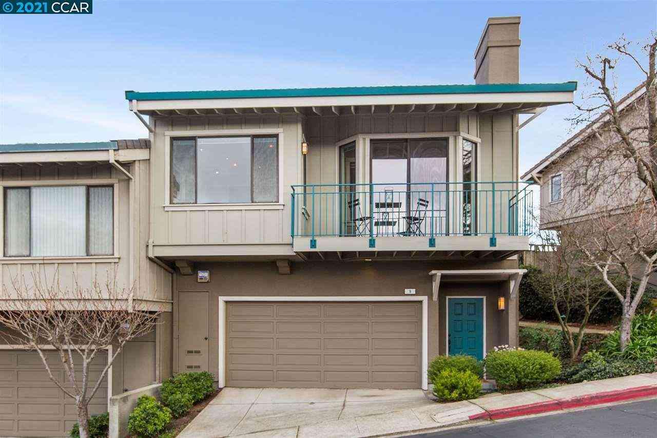 9 Windward Hill, Oakland, CA, 94618,